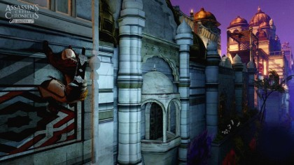Скриншоты Assassin's Creed Chronicles: India