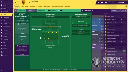 Football Manager 2019 игра