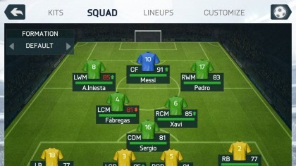 FIFA 14 игра
