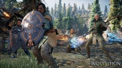 Dragon Age: Inquisition игра