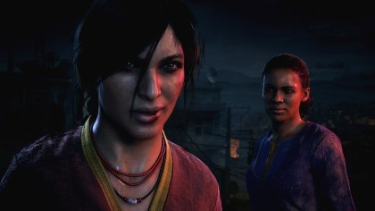 Uncharted: The Lost Legacy игра