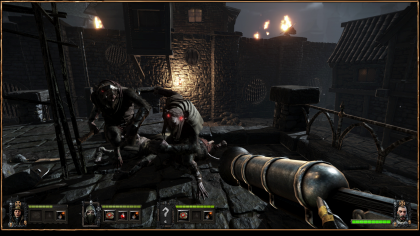 Warhammer: End Times - Vermintide игра