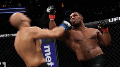 EA Sports UFC 2 игра