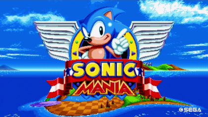 Sonic Mania игра
