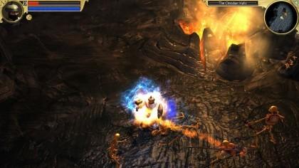 Titan Quest: Immortal Throne игра