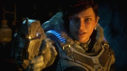 Скриншоты Gears 5