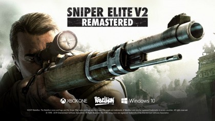 Скриншоты Sniper Elite V2 Remastered