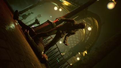 Скриншоты Vampire: The Masquerade – Bloodlines 2
