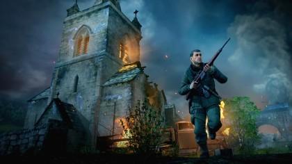 Sniper Elite V2 Remastered скриншоты