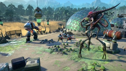 Скриншоты Age of Wonders: Planetfall