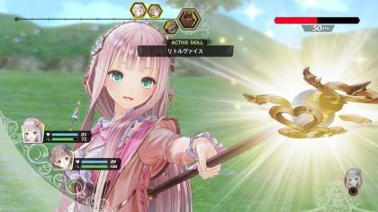 Скриншоты Atelier Lulua: The Scion of Arlands