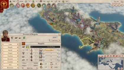 Скриншоты Imperator: Rome