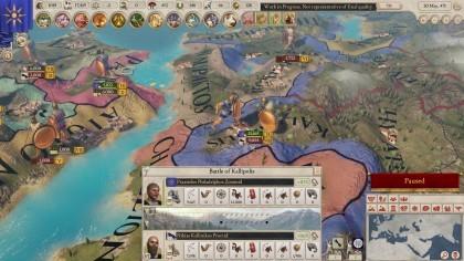 Imperator: Rome игра