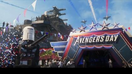 Marvel's Avengers: A-Day игра