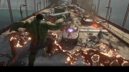 Скриншоты Marvel's Avengers: A-Day