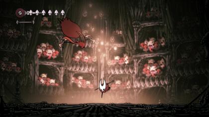 Скриншоты Hollow Knight: Silksong