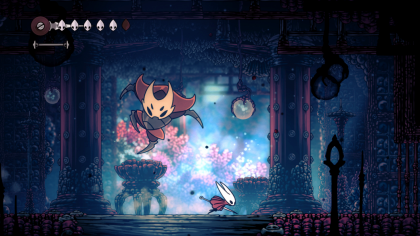 Hollow Knight: Silksong игра