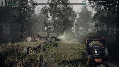 Скриншоты Chernobylite