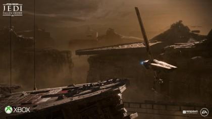 Скриншоты Star Wars Jedi: Fallen Order
