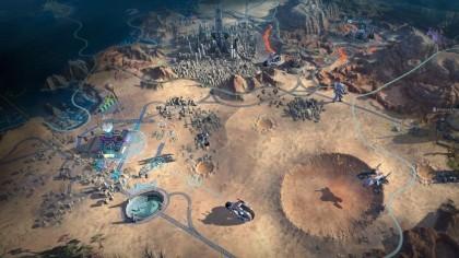 Age of Wonders: Planetfall игра