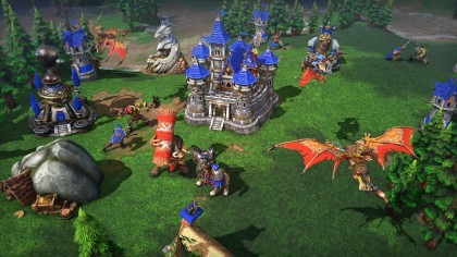 WarCraft III: Reforged игра