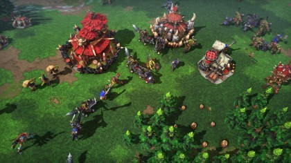 WarCraft III: Reforged игра