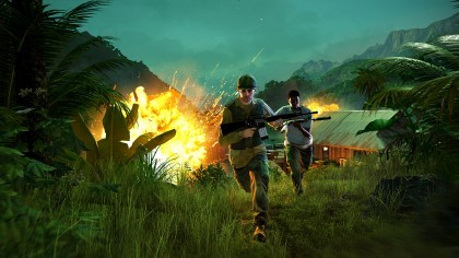 Far Cry 5: Hours of Darkness игра