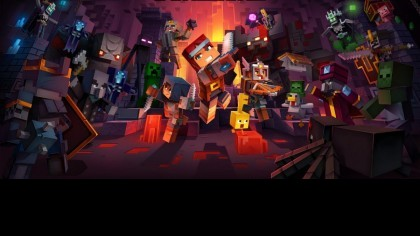 Скриншоты Minecraft: Dungeons