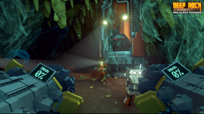 Deep Rock Galactic игра