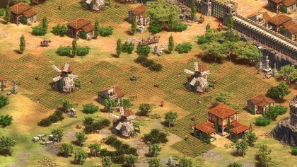 Скриншоты Age of Empires II: Definitive Edition