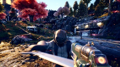The Outer Worlds скриншоты