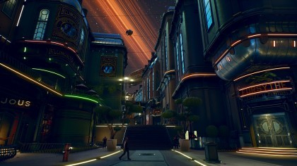 The Outer Worlds игра