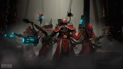 Warhammer 40,000: Mechanicus игра