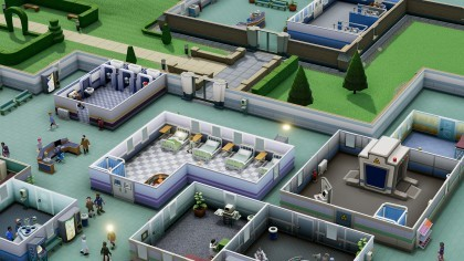 Two Point Hospital игра