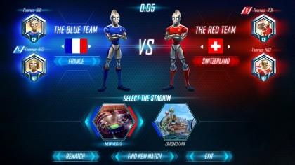 Koliseum Soccer VR игра