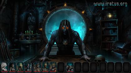 Iratus: Lord of the Dead игра