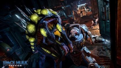 Space Hulk: Tactics игра