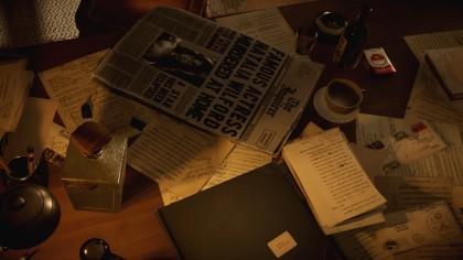 Скриншоты Blacksad: Under the Skin