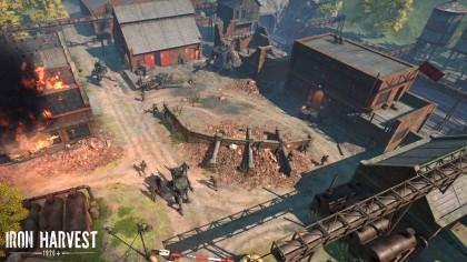 Iron Harvest игра