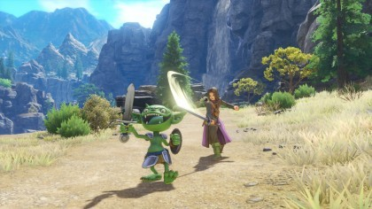 Скриншоты Dragon Quest XI: Echoes of an Elusive Age