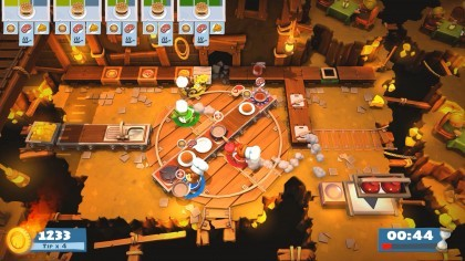 Overcooked! 2 игра