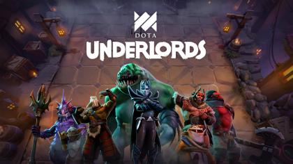 Dota Underlords игра