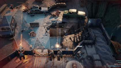 Gears of War: Tactics игра
