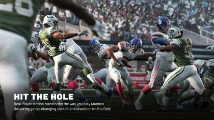 Madden NFL 19 игра