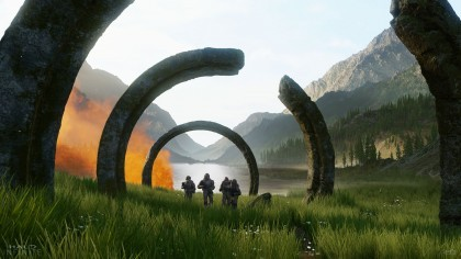 Скриншоты Halo: Infinite