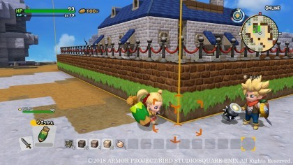 Dragon Quest Builders 2 игра