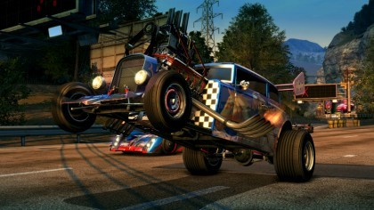Скриншоты Burnout Paradise Remastered
