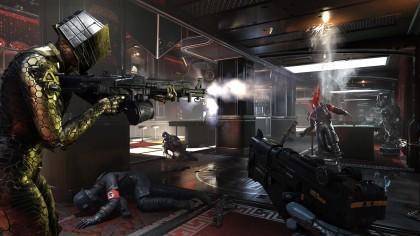 Скриншоты Wolfenstein: Youngblood