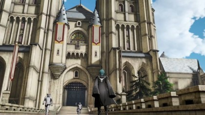 Скриншоты Fire Emblem Three Houses