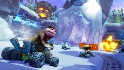 Скриншоты Crash Team Racing: Nitro-Fueled